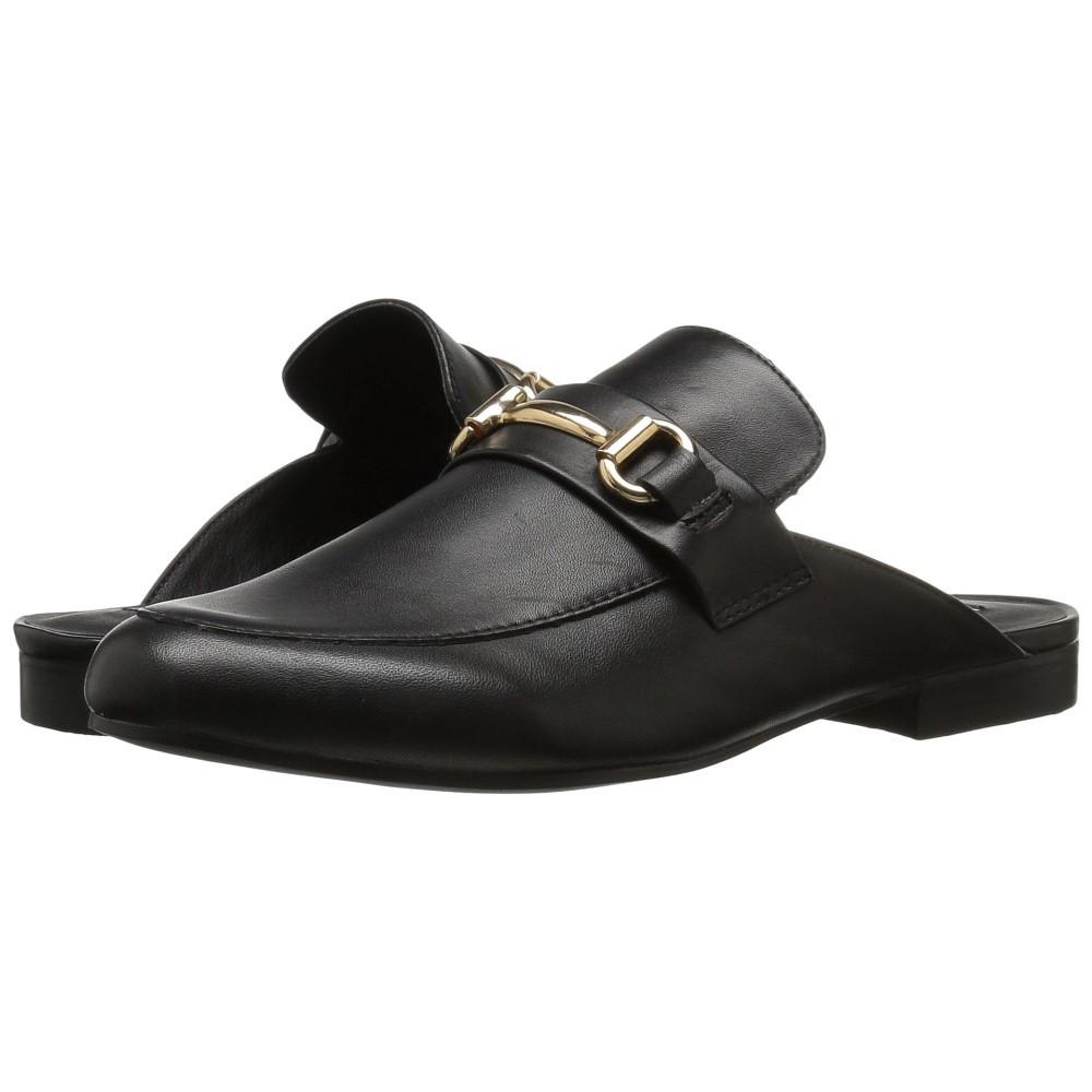 スティーブ マデン レディース シューズ・靴 クロッグ【Kandi】Black Leather