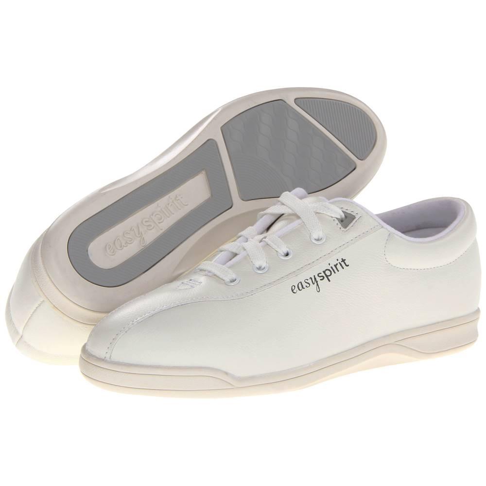 イージー スピリット レディース シューズ・靴 スニーカー【AP1】White Leather