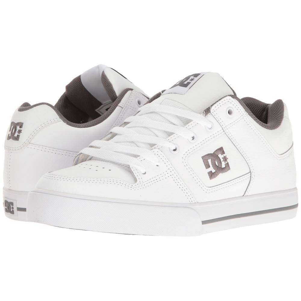 ディーシー メンズ シューズ・靴 スニーカー【Pure】White/Battleship/White
