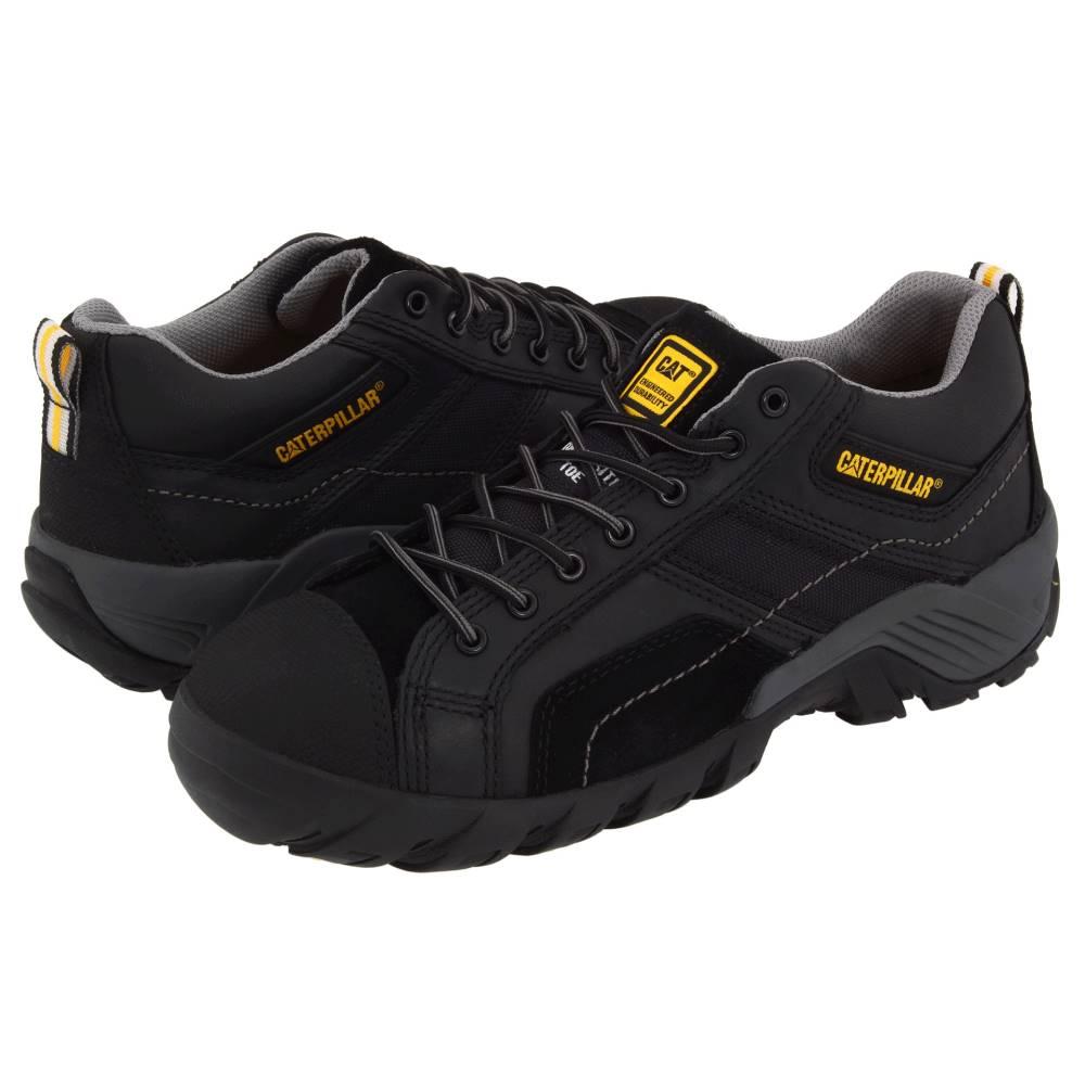 キャピタラー カジュアル メンズ シューズ・靴 スニーカー【Argon Composite Toe】Black