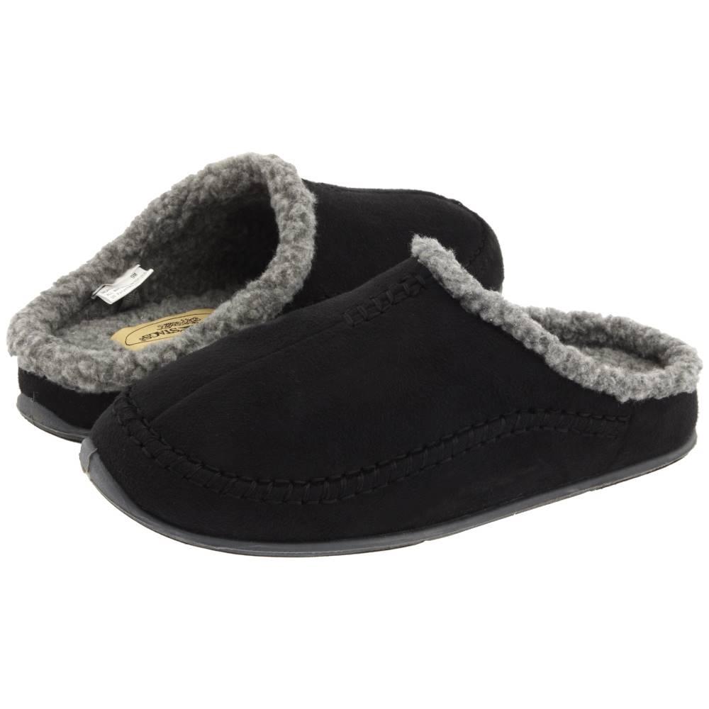 ディール スタッグス メンズ シューズ・靴 スリッパ【Nordic】Black Microsuede