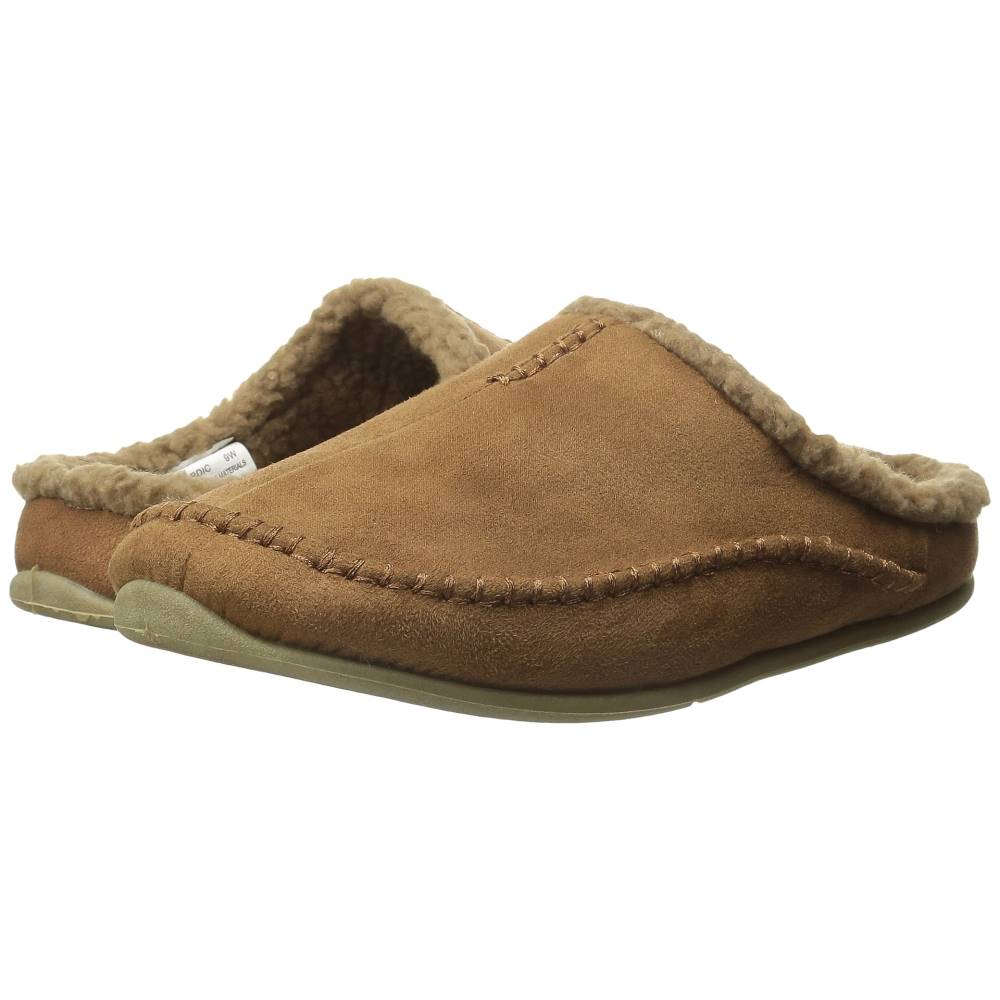 ディール スタッグス メンズ シューズ・靴 スリッパ【Nordic】Chestnut Microsuede