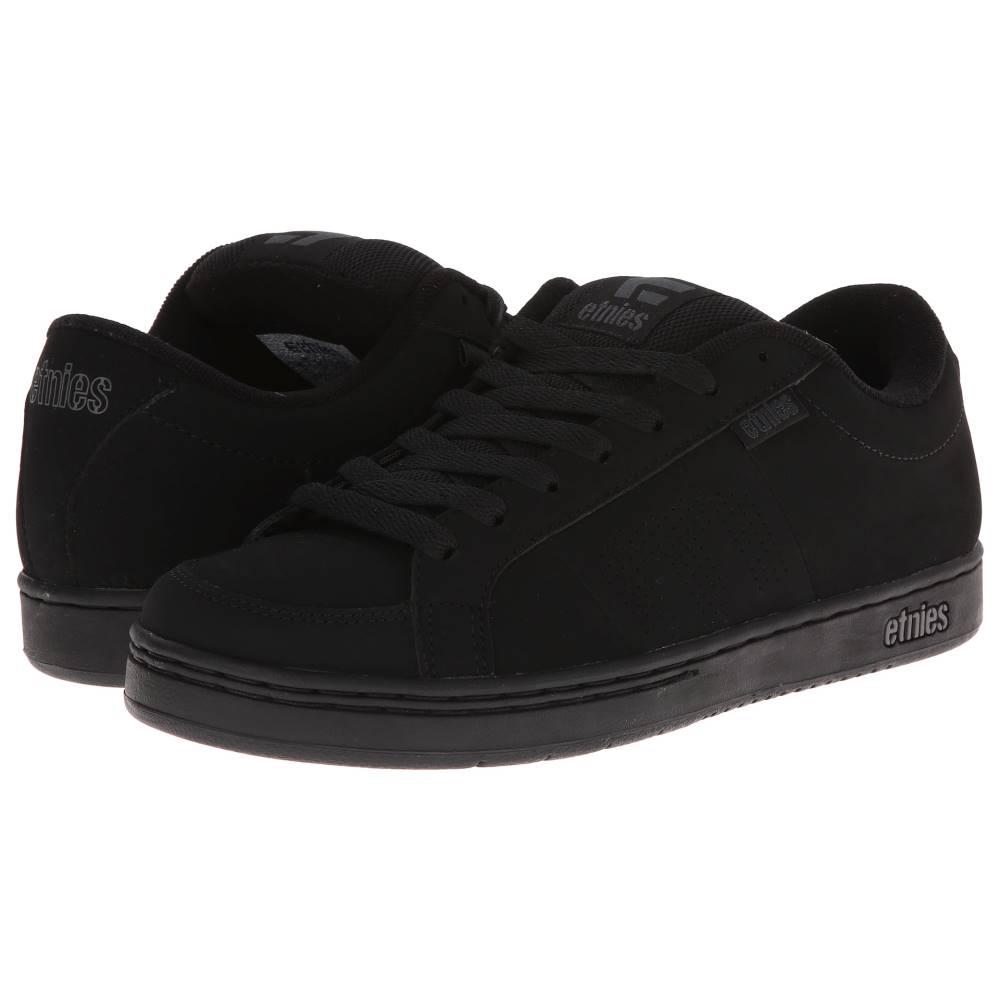 エトニーズ メンズ シューズ・靴 スニーカー【Kingpin】Black/Black
