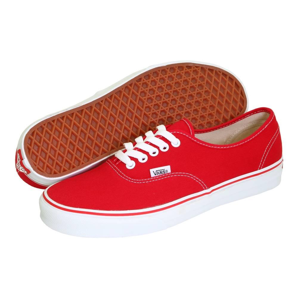 ヴァンズ メンズ シューズ・靴 スニーカー【Authentic' Core Classics】Red