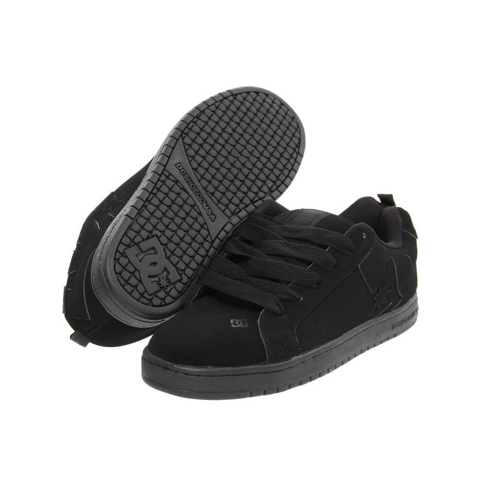 ディーシー メンズ シューズ・靴 スニーカー【Court Graffik】Black/Black/Black