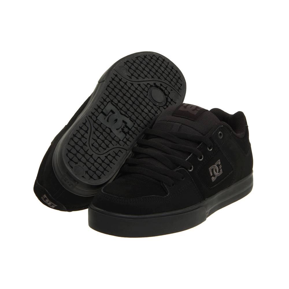 ディーシー メンズ シューズ・靴 スニーカー【Pure】Black/Pirate Black