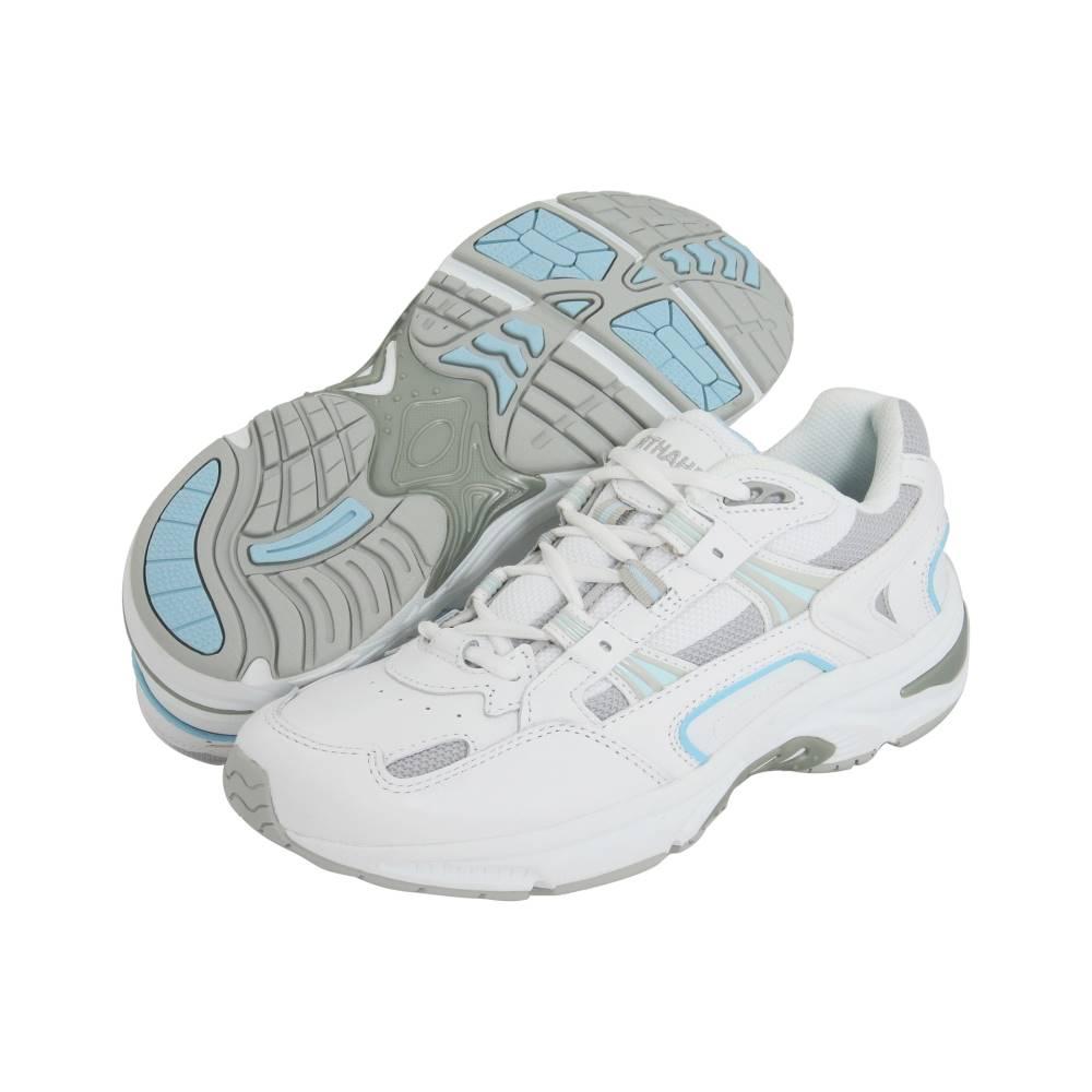 バイオニック レディース シューズ・靴 スニーカー【Walker】White/Blue