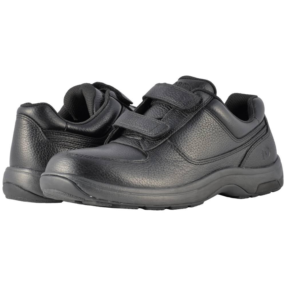 ダナム メンズ シューズ・靴 スニーカー【Winslow】Black Polishable Leather