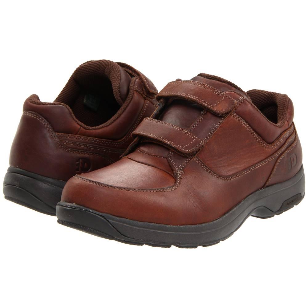 ダナム メンズ シューズ・靴 スニーカー【Winslow】Brown Polishable Leather