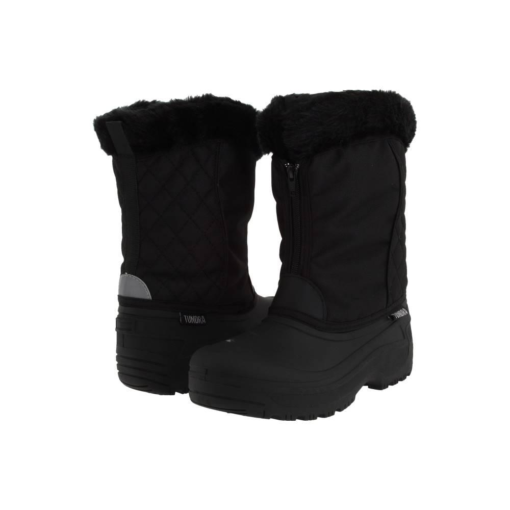 ツンドラブーツ レディース シューズ・靴 ブーツ【Portland】Black