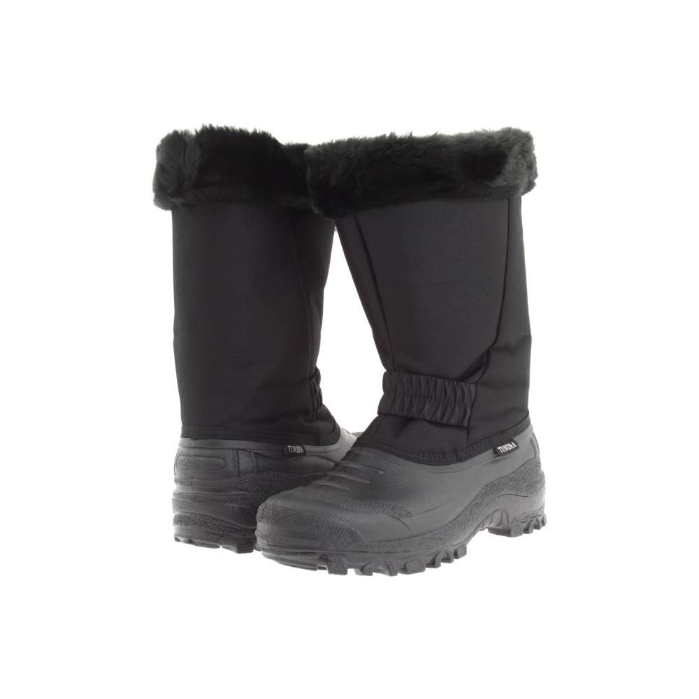 ツンドラブーツ レディース シューズ・靴 ブーツ【Glacier】Black