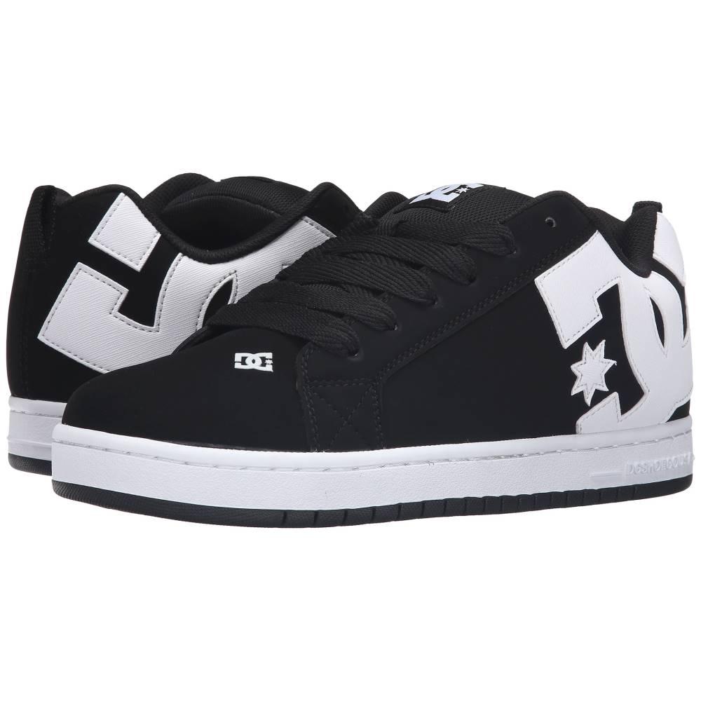 ディーシー メンズ シューズ・靴 スニーカー【Court Graffik】Black