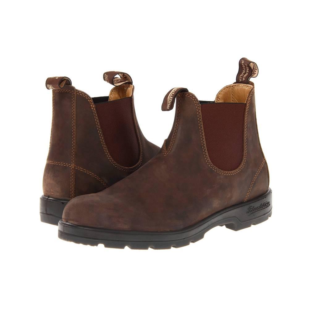ブランドストーン メンズ シューズ・靴 ブーツ【BL585】Rustic Brown