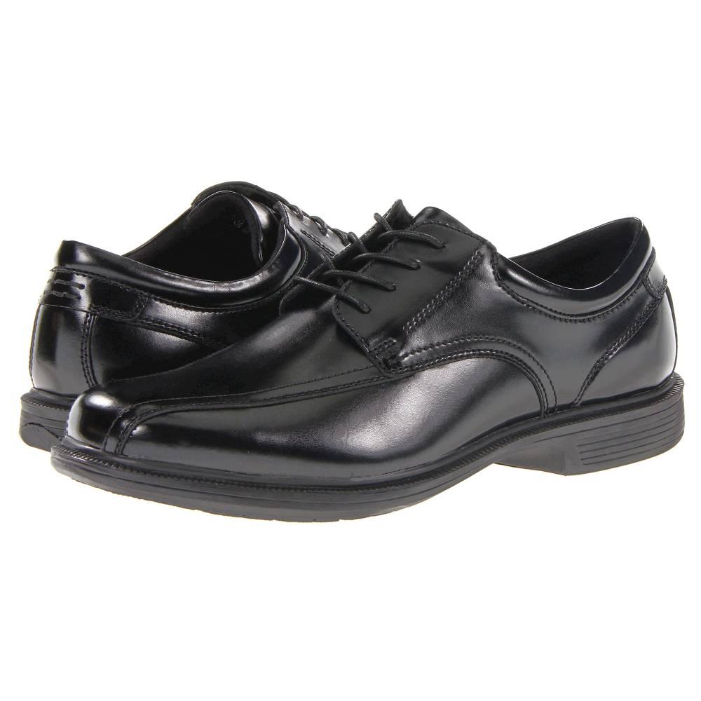ナンブッシュ メンズ シューズ・靴 革靴・ビジネスシューズ【Bartole St. Bicycle Toe Oxford】Black
