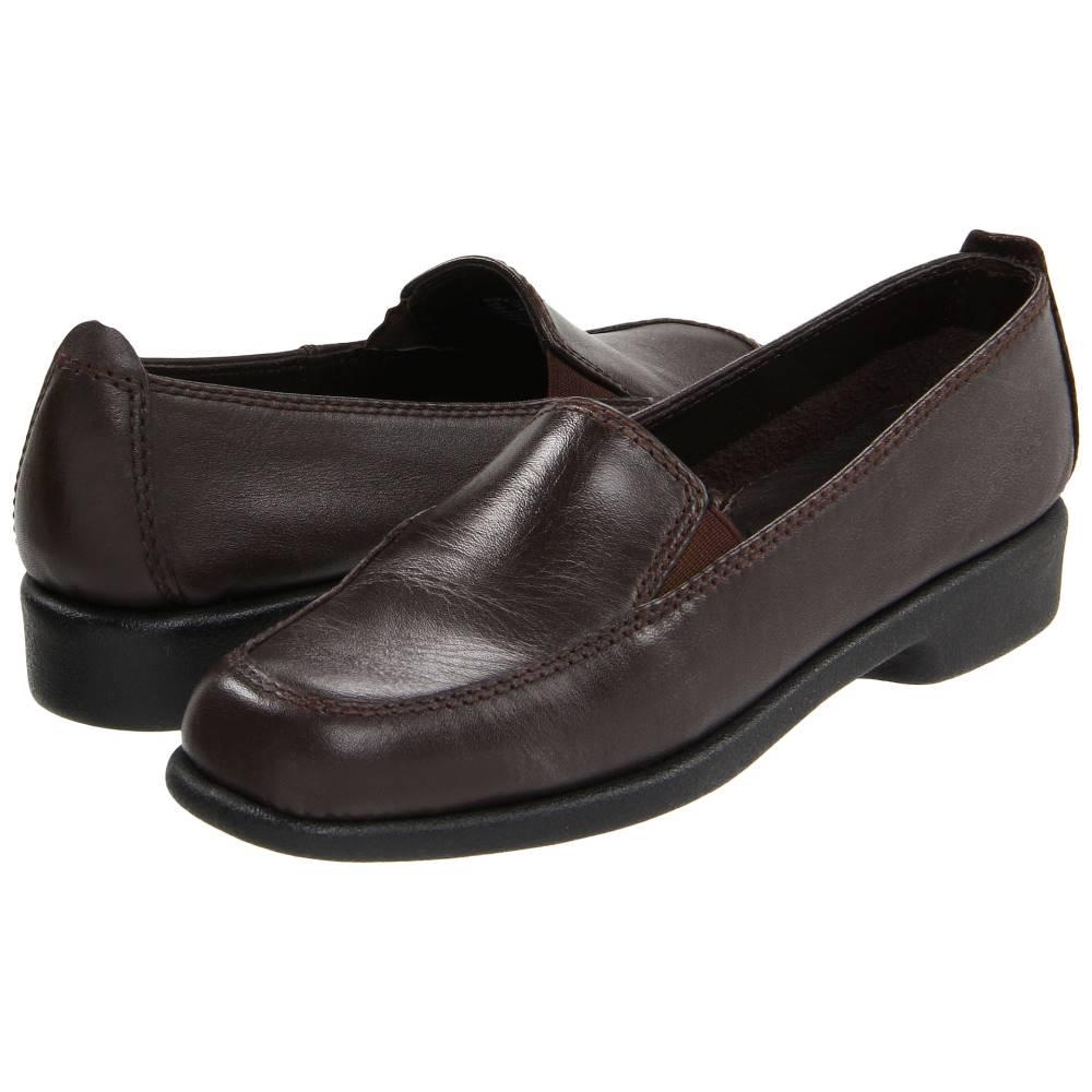 ハッシュパピー レディース シューズ・靴 ローファー・オックスフォード【Heaven】Dark Brown Leather