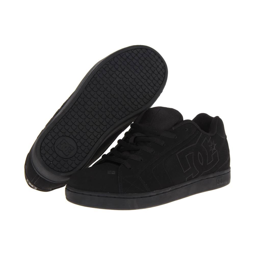 ディーシー メンズ シューズ・靴 スニーカー【Net】Black/Black/Black
