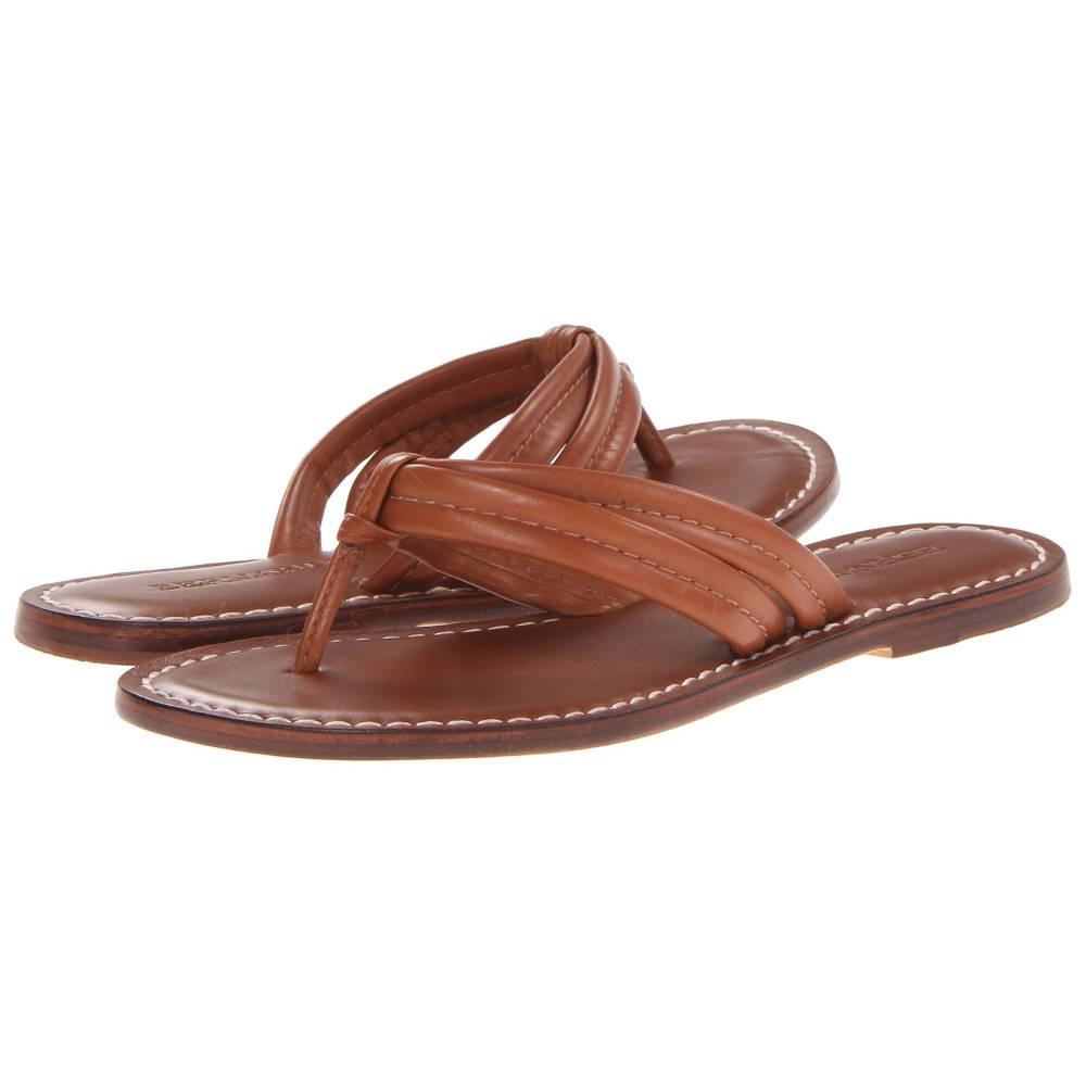 ベルナルド レディース シューズ・靴 サンダル・ミュール【Miami】Luggage Calf