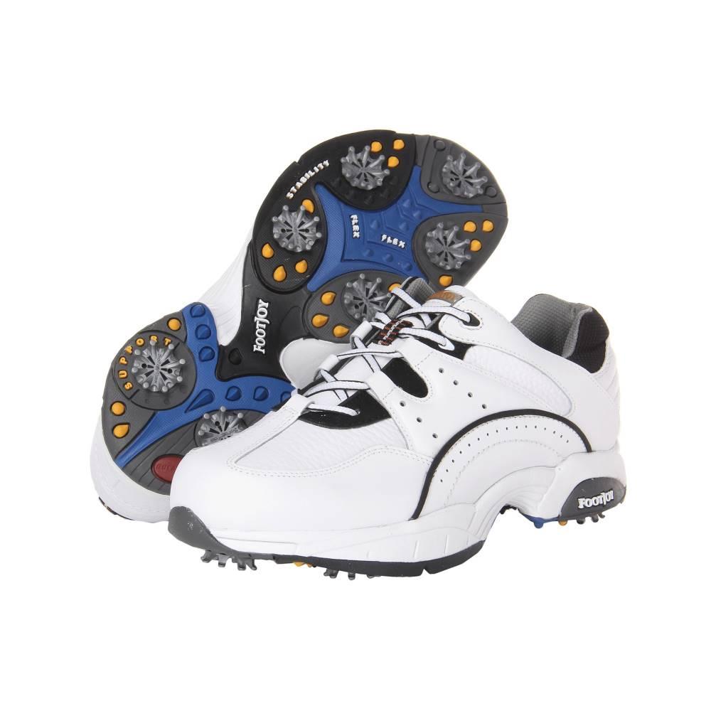 フットジョイ メンズ ゴルフ シューズ・靴【FJ Hydrolite Athletic Shoe】White/Black