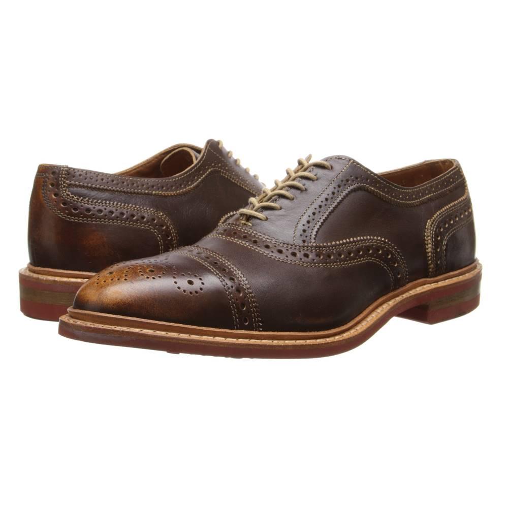 アレン エドモンズ メンズ シューズ・靴 革靴・ビジネスシューズ【Strandmok】Brown Leather