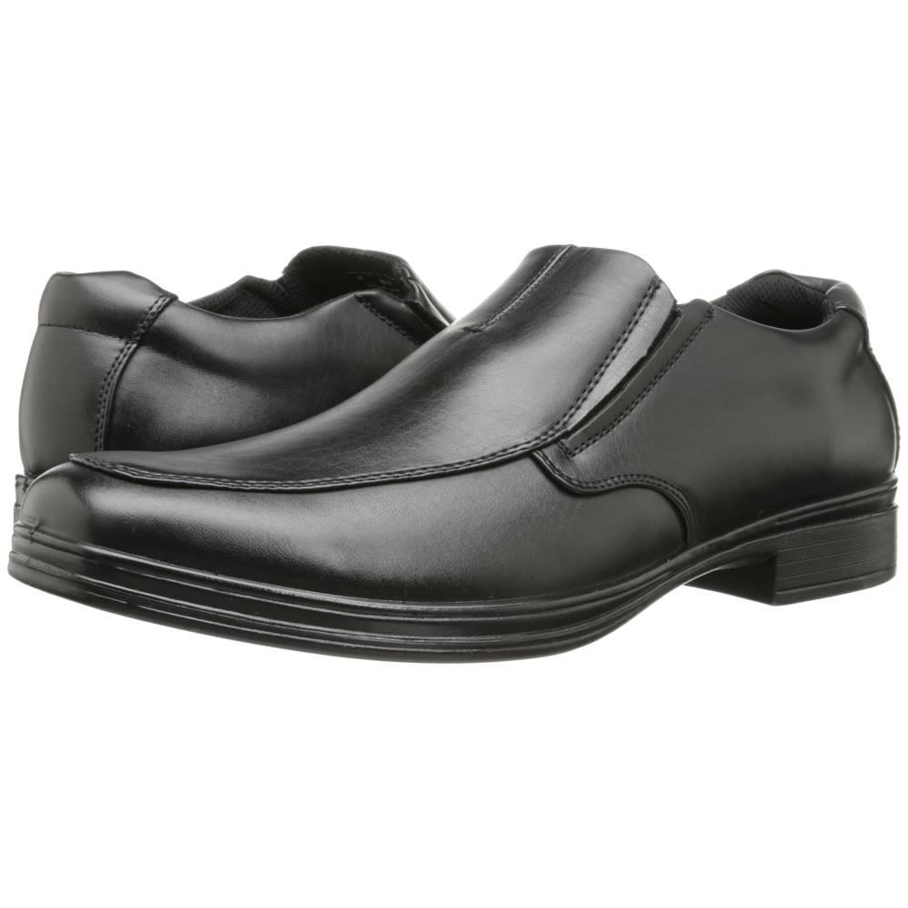 ディール スタッグス メンズ シューズ・靴 ローファー【Fit】Black