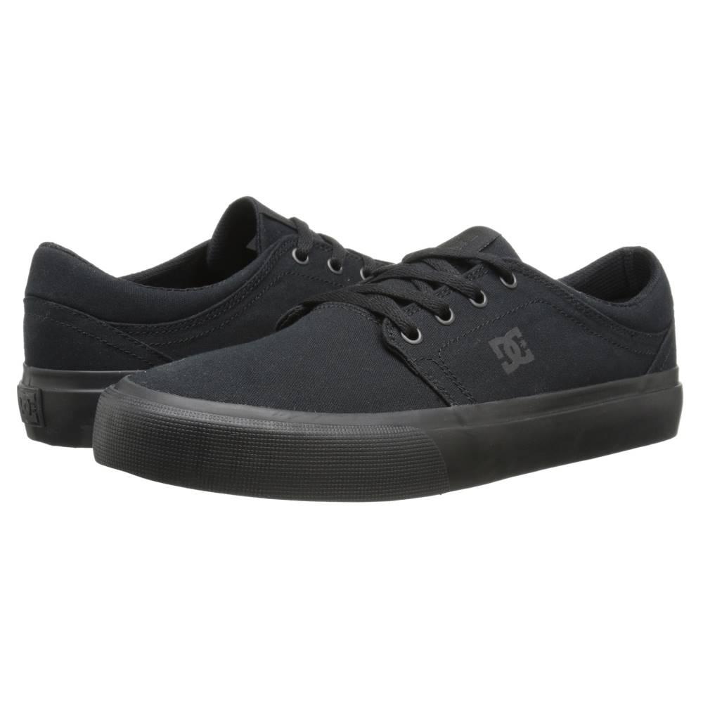 ディーシー メンズ シューズ・靴 スニーカー【Trase TX】Black/Black/Black