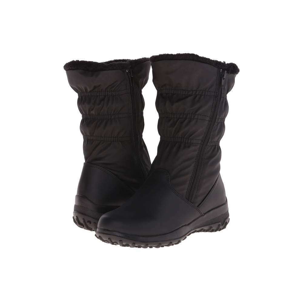 ツンドラブーツ レディース シューズ・靴 ブーツ【Petra Wide】Black