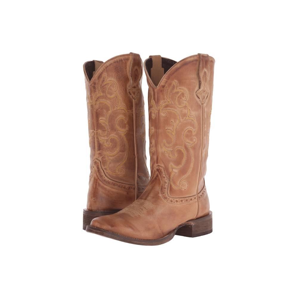 ローパー レディース シューズ・靴 ブーツ【Classic Cowgirl】Tan