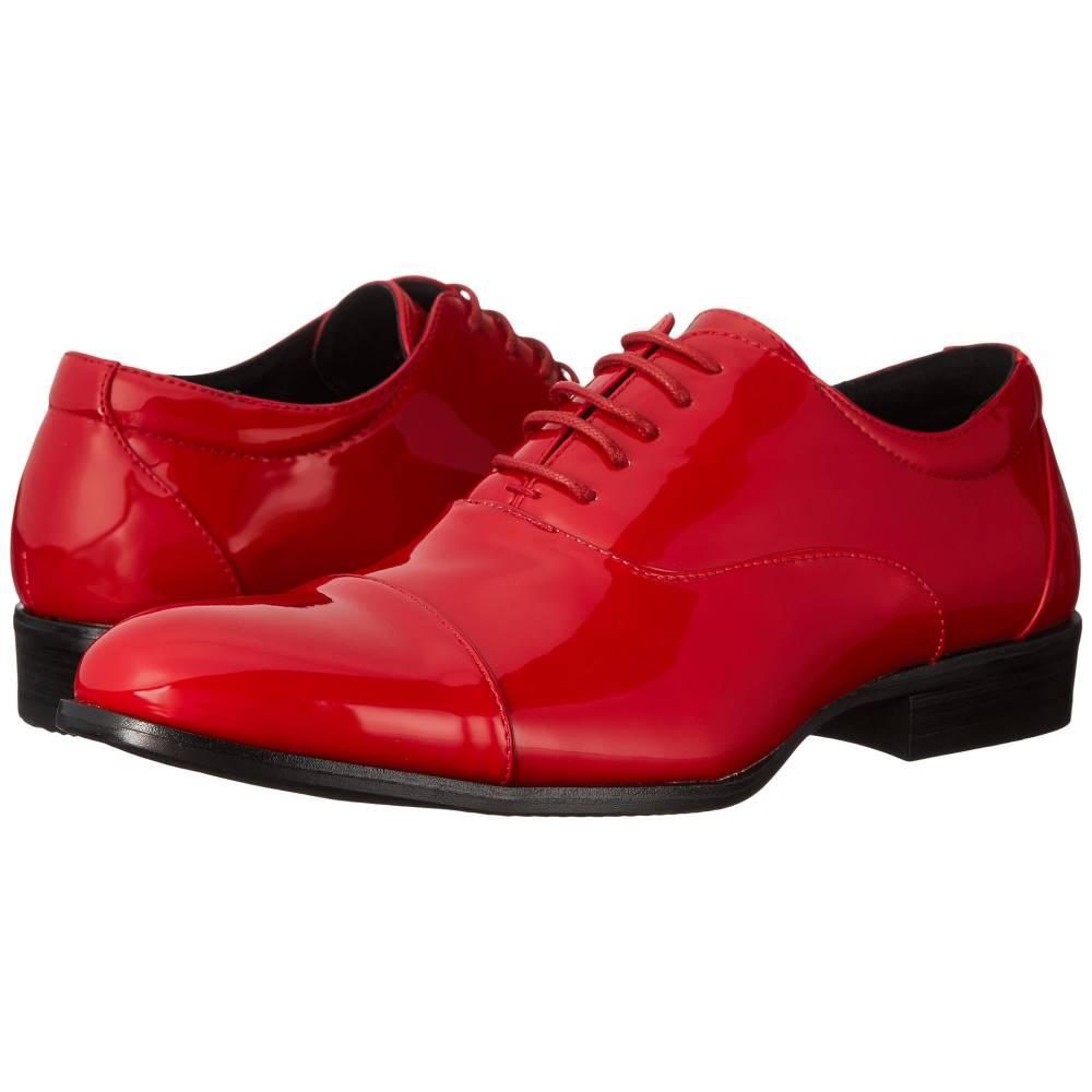 ステイシー アダムス メンズ シューズ・靴 革靴・ビジネスシューズ【Gala】Red Patent