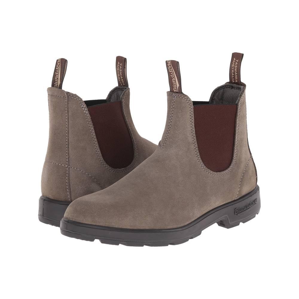 ブランドストーン メンズ シューズ・靴 ブーツ【BL1459】Olive Suede