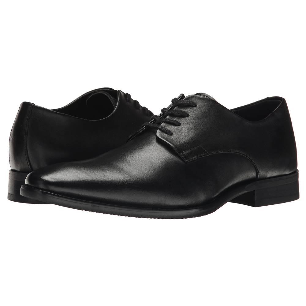 カルバンクライン メンズ シューズ・靴 革靴・ビジネスシューズ【Ramses】Black Leather