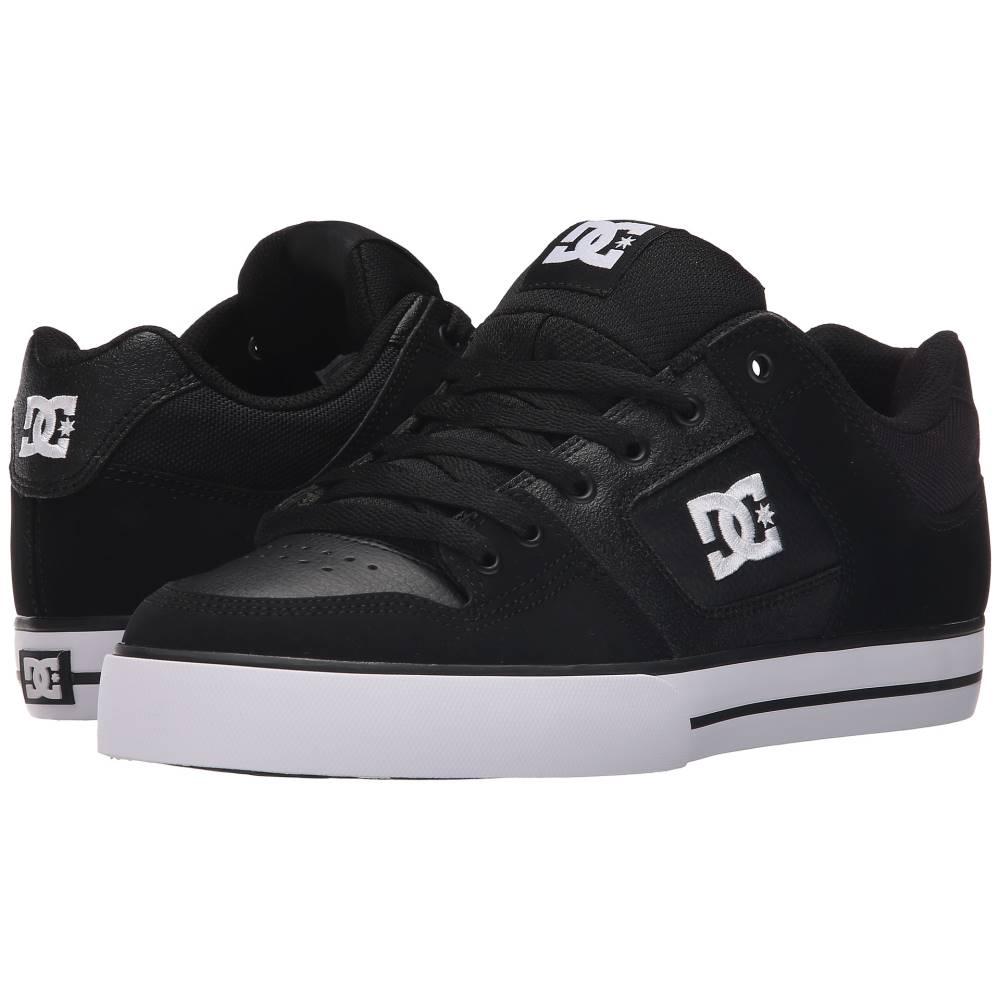 ディーシー メンズ シューズ・靴 スニーカー【Pure】Black/Black/White