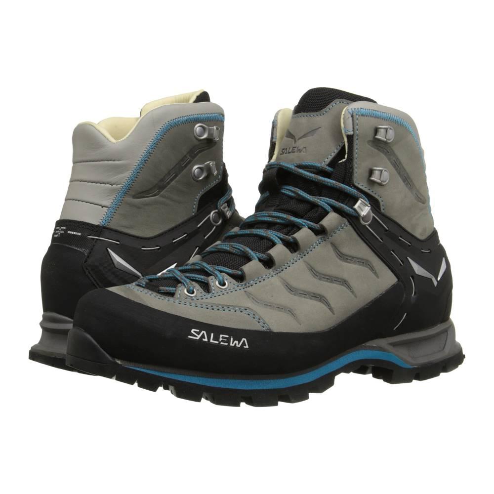 【WEB限定】 サレワ L】Pewter/Ocean レディース ハイキング・登山 レディース シューズ・靴【Mountain Trainer Mid Mid L】Pewter/Ocean, イミズグン:b0c67827 --- hortafacil.dominiotemporario.com