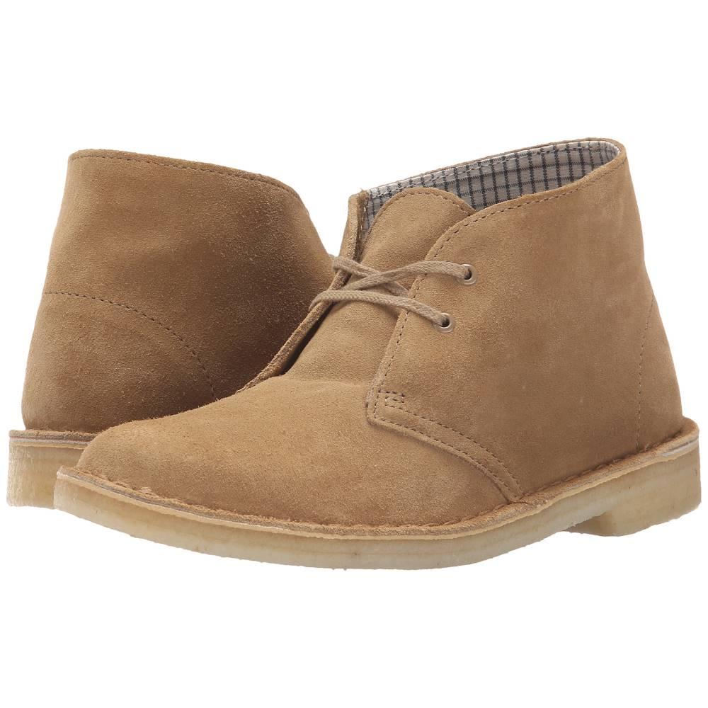 クラークス レディース シューズ・靴 ブーツ【Desert Boot】Oakwood Suede 2