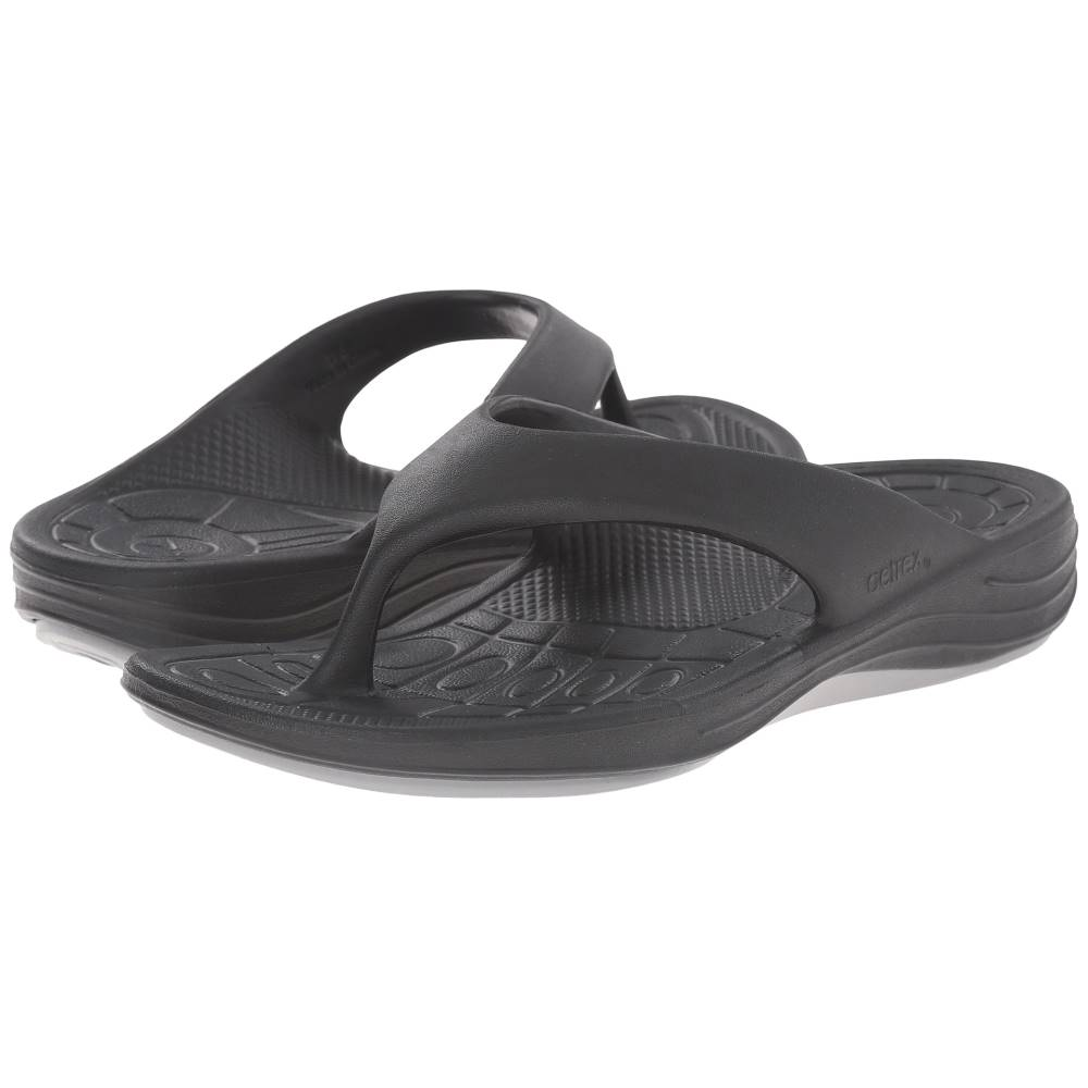 エイトレックス レディース シューズ・靴 サンダル・ミュール【Lynco Flip】Black