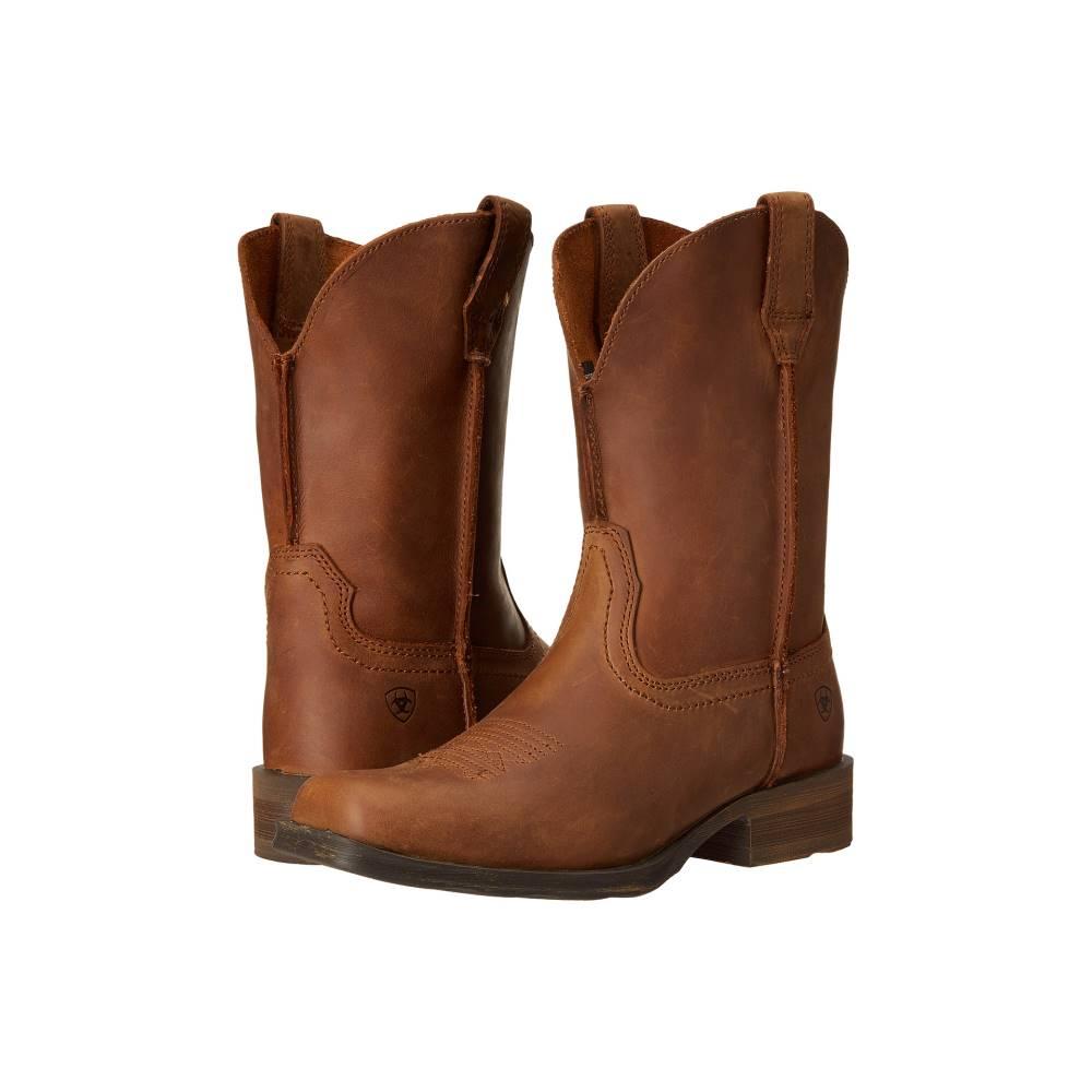 アリアト レディース シューズ・靴 ブーツ【Rambler】Dusted Brown