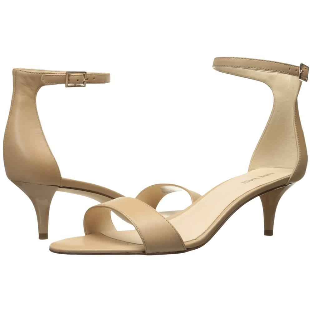 ナインウェスト レディース シューズ・靴 サンダル・ミュール【Leisa】Natural Leather