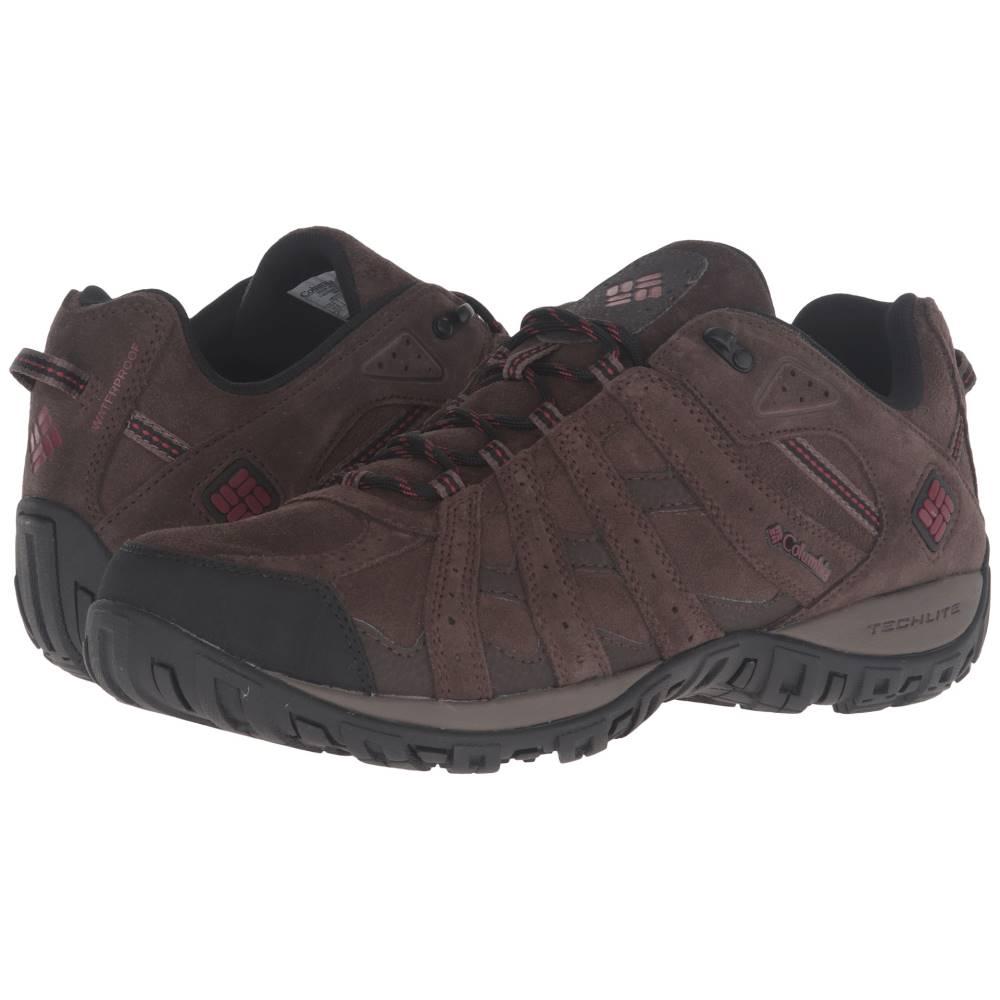 【楽ギフ_包装】 コロンビア メンズ ハイキング・登山 シューズ・靴 Red【Redmond Leather メンズ Leather Omni-Tech】Cordovan/Garnet Red, Living雑貨 リスonlineshop:468b7fa1 --- canoncity.azurewebsites.net