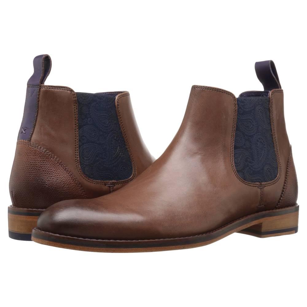 テッドベーカー メンズ シューズ・靴 ブーツ【Camroon 4】Brown Leather