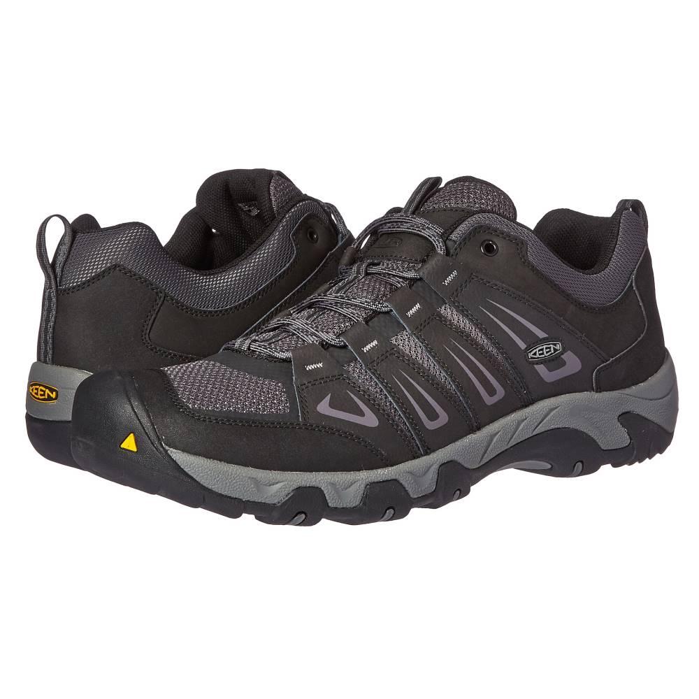 【当店一番人気】 キーン メンズ ハイキング・登山 シューズ・靴 キーン【Oakridge】Black/Gargoyle, 木dori屋:280c05f7 --- zemaite.lt