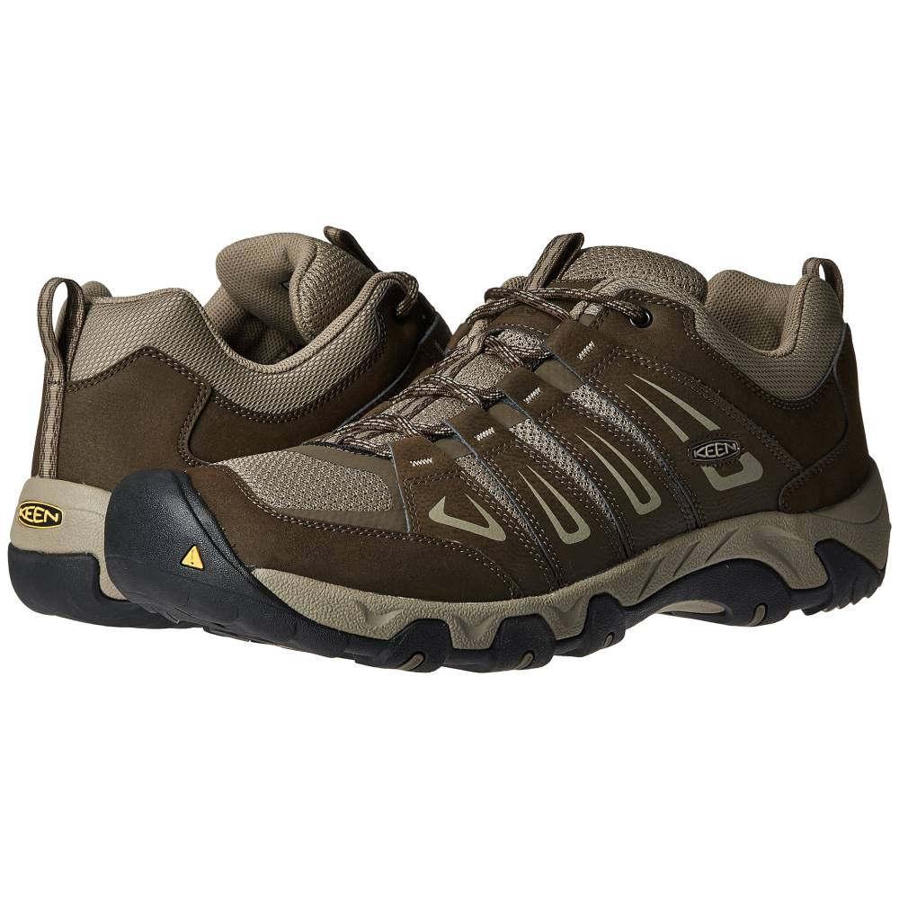 【在庫一掃】 キーン メンズ ハイキング メンズ・登山 シューズ・靴【Oakridge】Cascade/Brindle, 最新入荷:6a950386 --- konecti.dominiotemporario.com