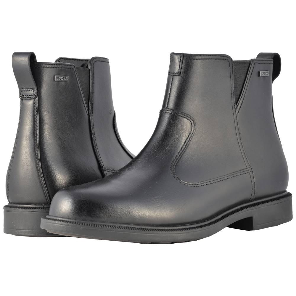ダナム メンズ シューズ・靴 ブーツ【James】Black