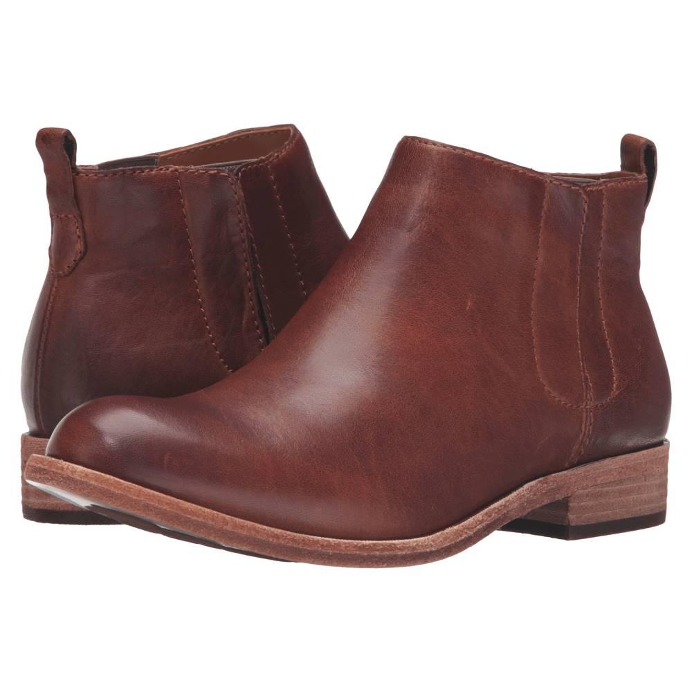 コークイーズ レディース シューズ・靴 ブーツ【Velma】Rum/Cognac Full Grain