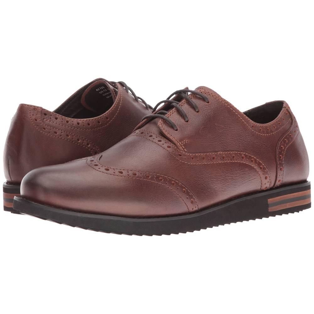 エイトレックス メンズ シューズ・靴 革靴・ビジネスシューズ【Dalton】Brown