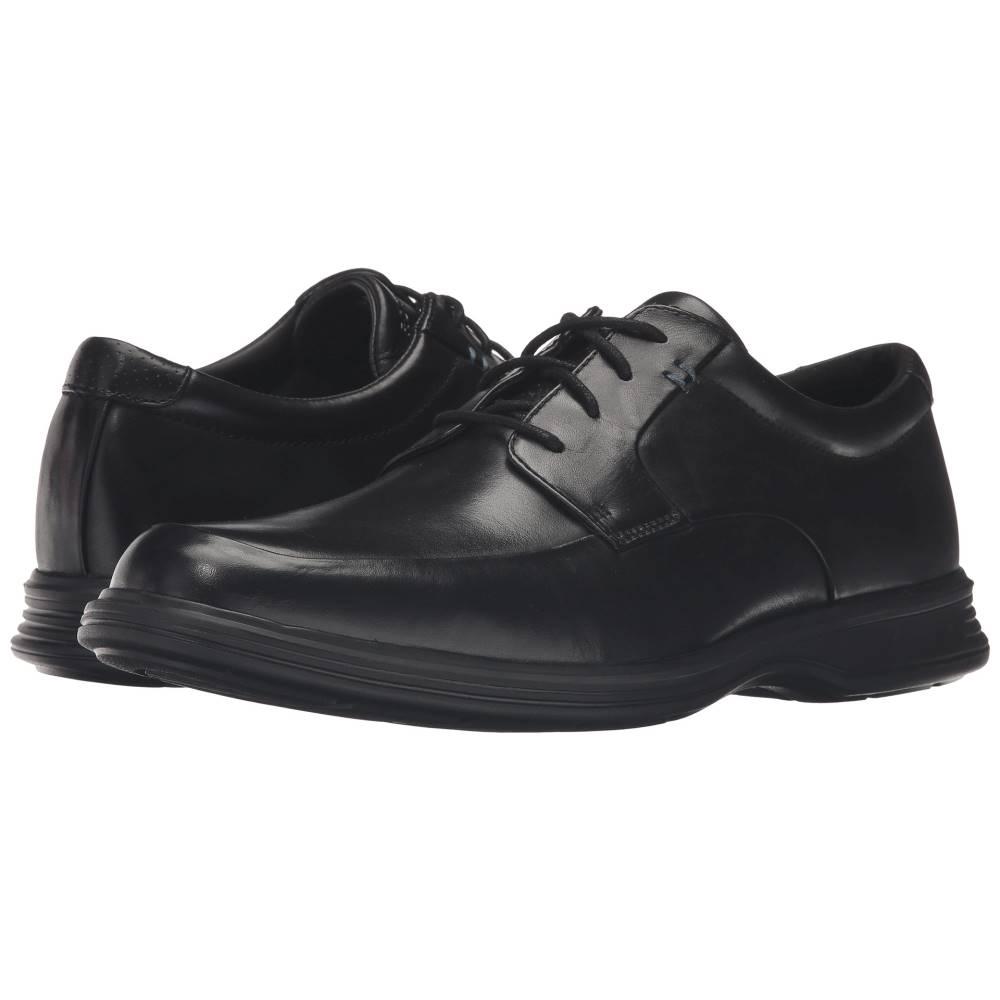 ロックポート メンズ シューズ・靴 革靴・ビジネスシューズ【Dressports 2+ Light Apron Toe】Black Leather