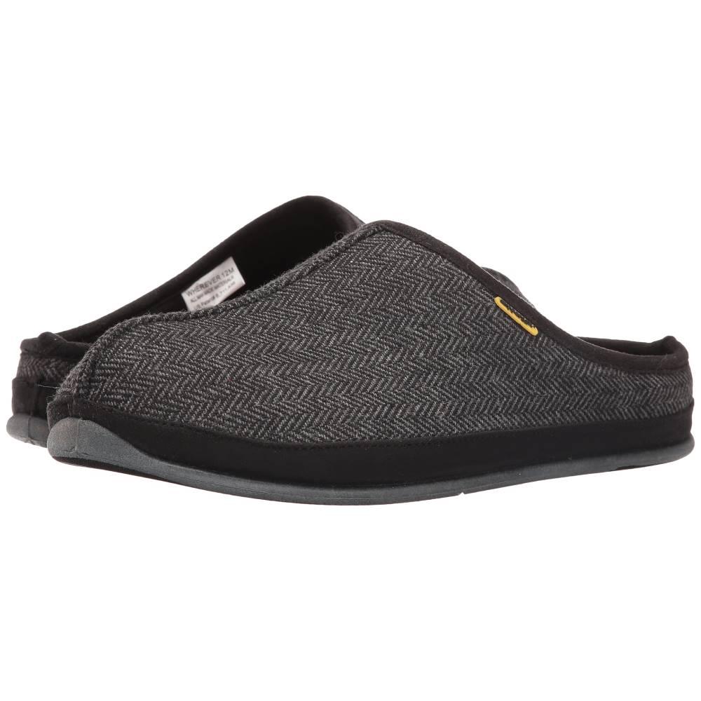 ディール スタッグス メンズ シューズ・靴 スリッパ【Wherever】Black 2