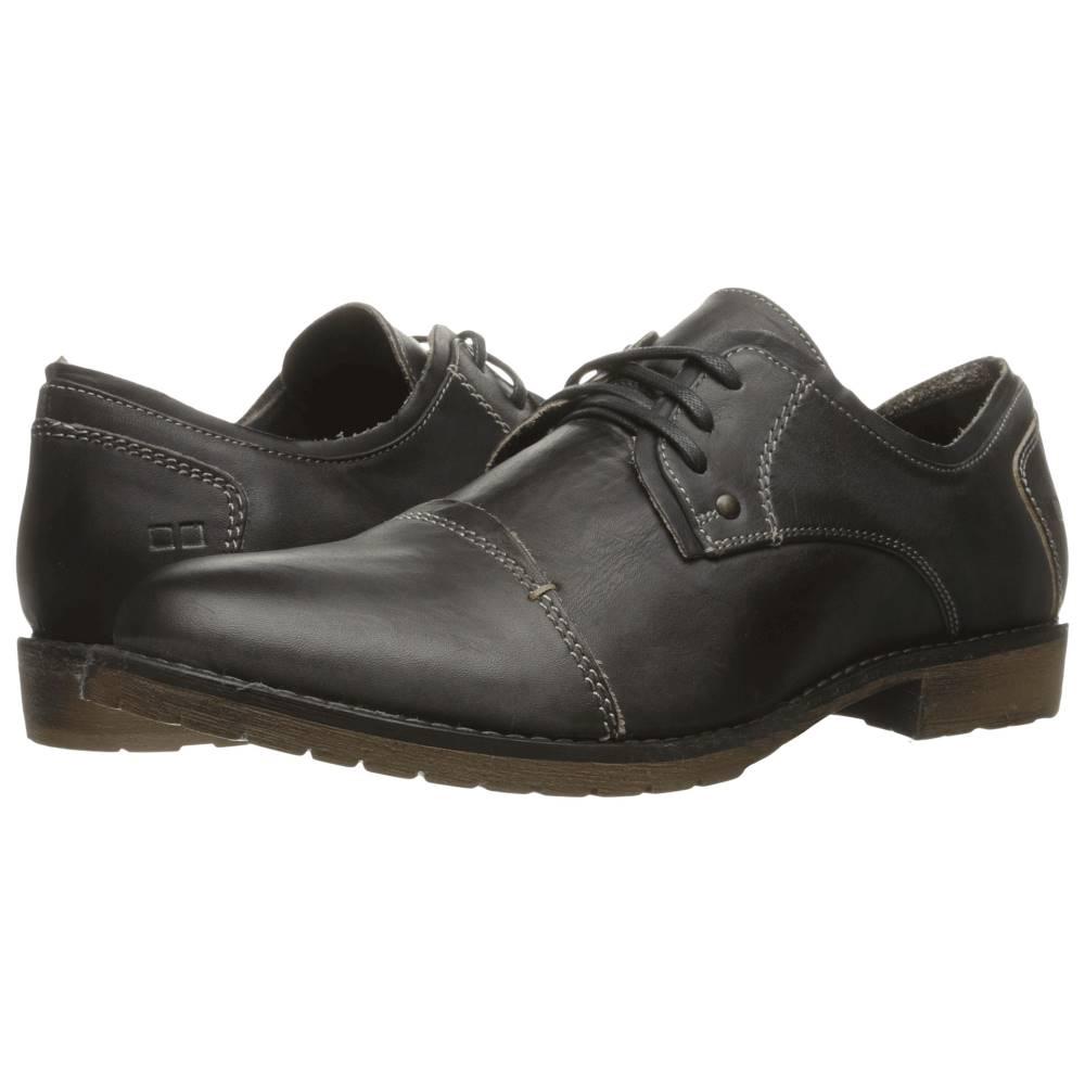 ベッドステュ メンズ シューズ・靴 革靴・ビジネスシューズ【Repeal】Black Rustic Leather
