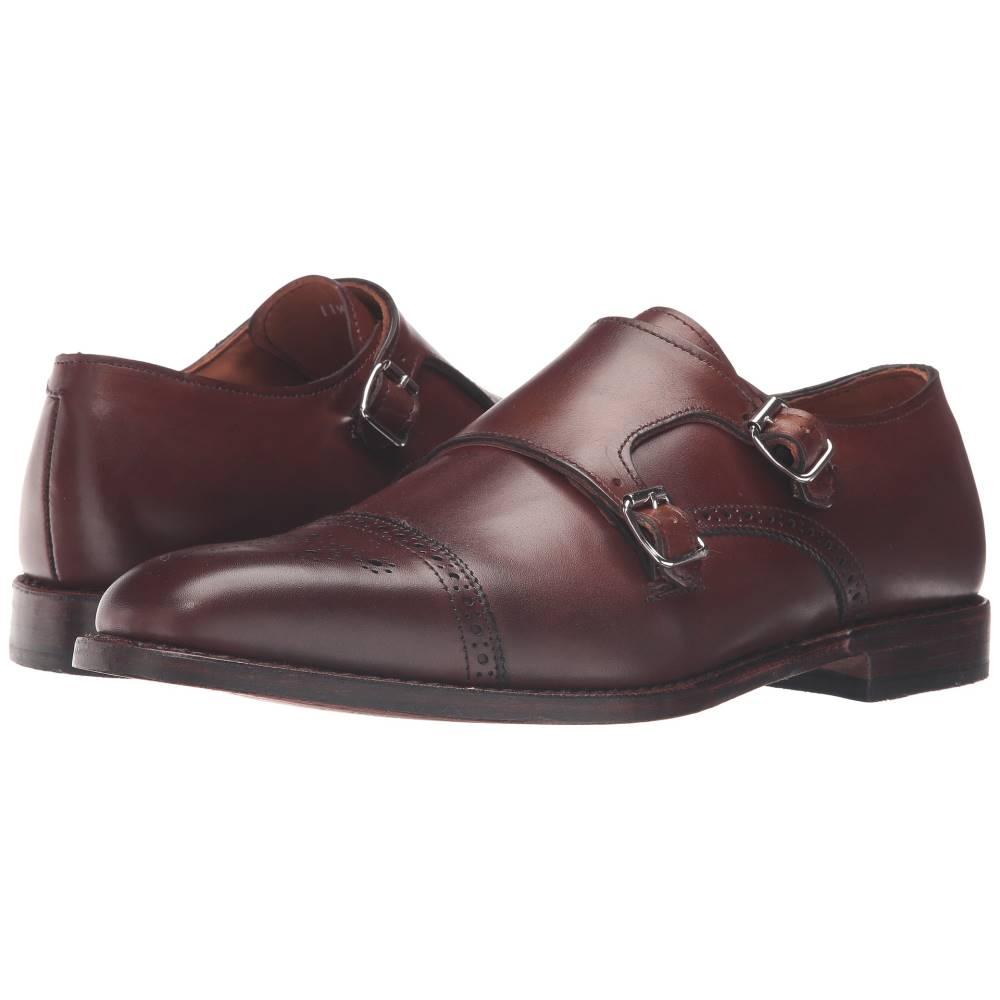 アレン エドモンズ メンズ シューズ・靴 革靴・ビジネスシューズ【St.John's】Chili