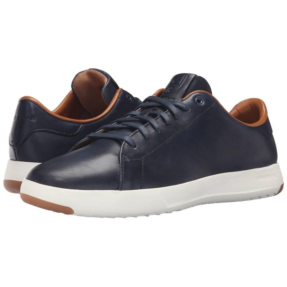 コールハーン メンズ シューズ・靴 スニーカー【GrandPro Tennis Handstain Sneaker】Blazer Blue