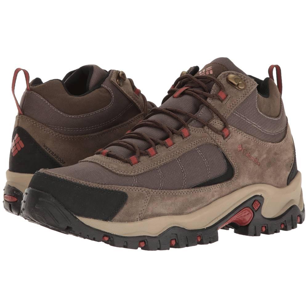 コロンビア メンズ ハイキング・登山 シューズ・靴【Granite Ridge Mid Waterproof】Mud/Rusty