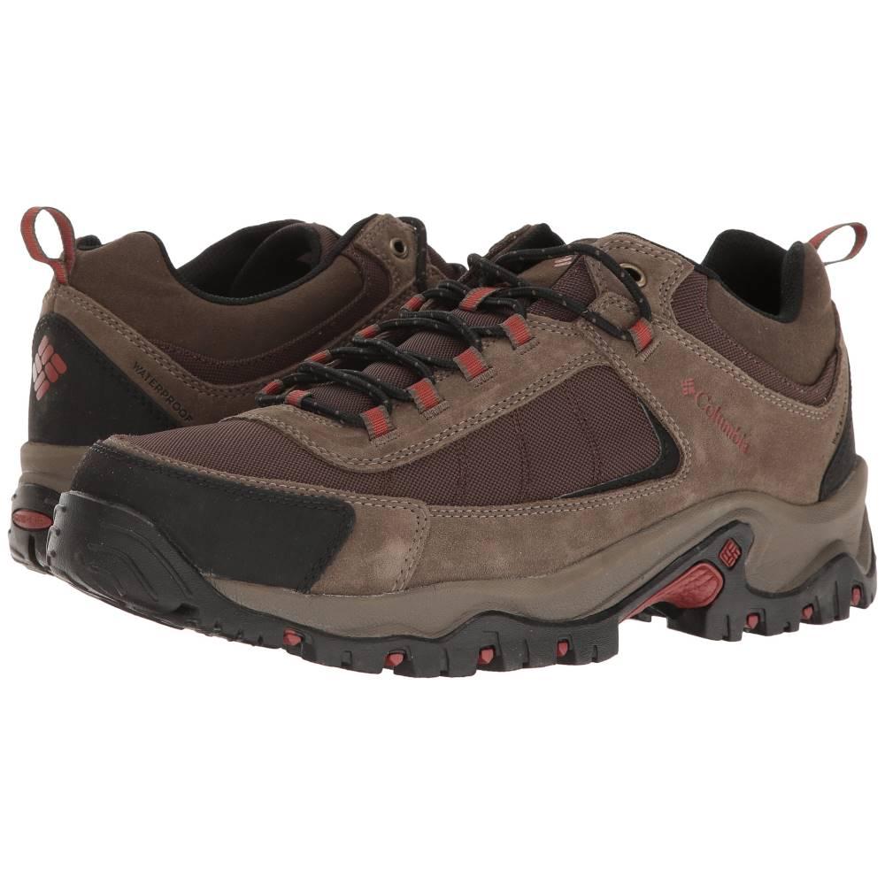 コロンビア メンズ ハイキング・登山 シューズ・靴【Granite Ridge Waterproof】Cordovan/Rusty